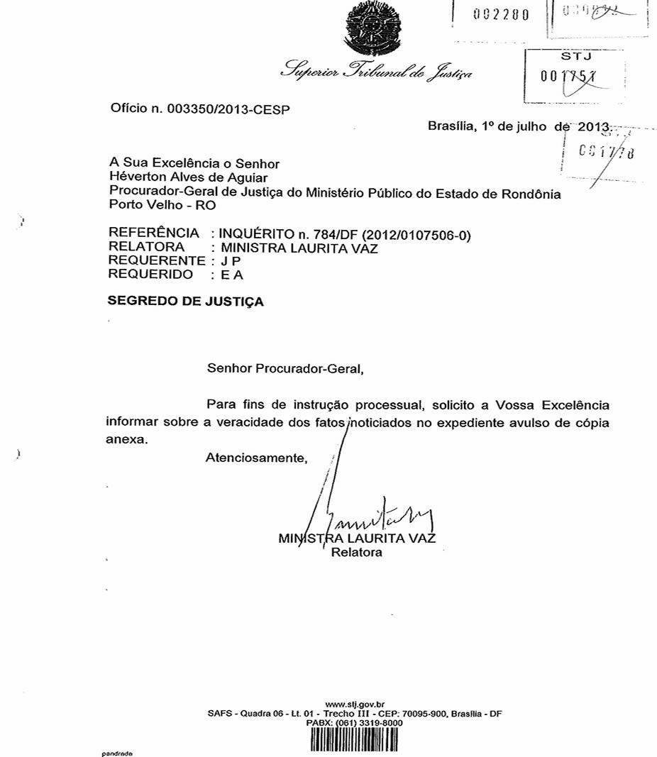 Oficio Dr Laurita
