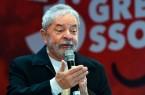 Brasília - O ex-presidente Luiz Inácio Lula da Silva participa do 3º Congresso Nacional da Juventude do PT (Antonio Cruz/Agência Brasil)