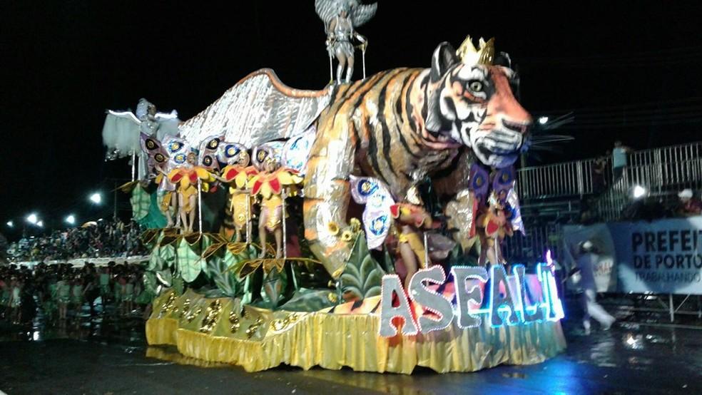 carnaval de porto velho