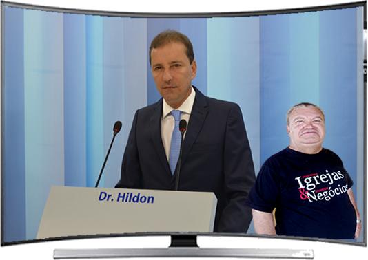 Hildon tv