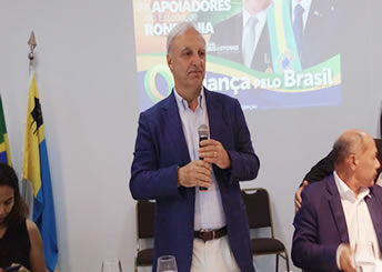 Dr Luiz Felipe Belmonte -Vice presidente Nacional do Aliança