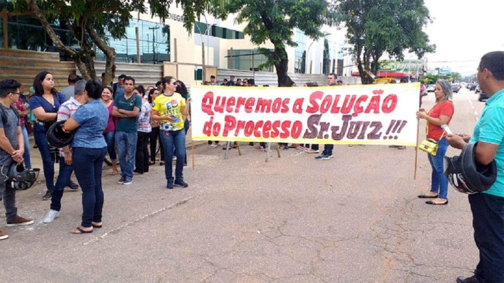 Ex-funcionários do Gonçalves reivindicam celeridade da Justiça de Rondônia  para pagamento de indenizações - Folharondoniense.com.br, Noticias Rondonia,  Noticias do Brasil e noticias do mundo, tudo em um só lugar, Notícias do  Brasil,